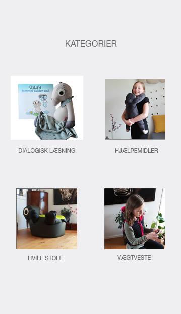 hjælpemidler til børnehaver