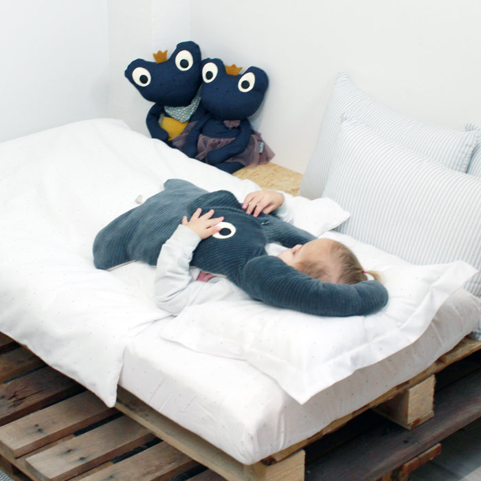 små børn med søvnproblemer
